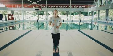 Zwemoefeningen met