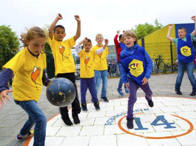 Johan Cruyff Foundation: Maatschappelijk partner Moofy