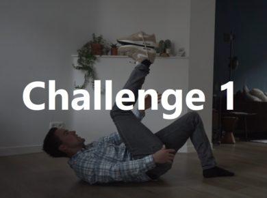 Challenge 1 Chris Gunnink